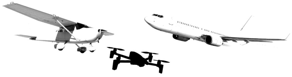 FMCW Radar Altimeter Flugzeug